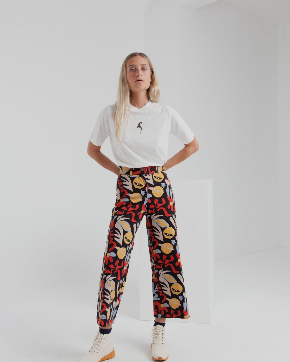 Dancing In The Space Elephant Pant -...