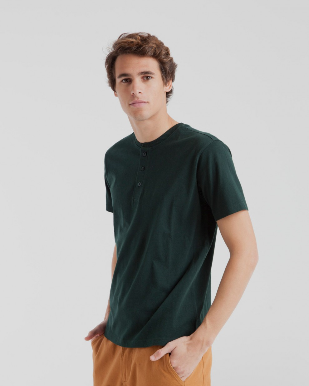 Scarab Green Brad T-Shirt