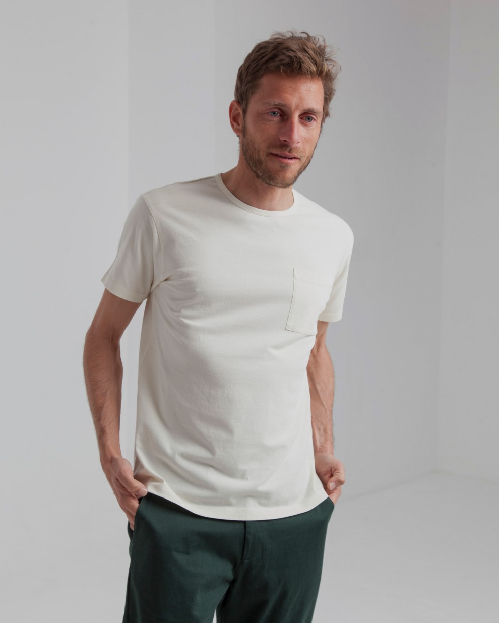 Pristine Pocket T-Shirt