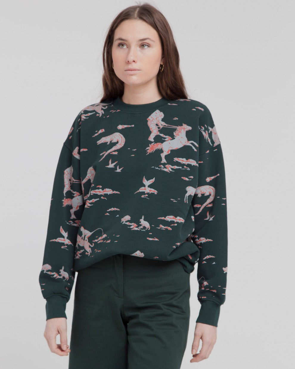 Space Rider Sweatshirt