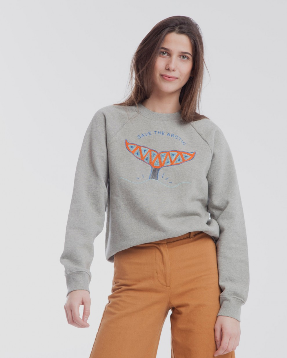 Artic Raglán Sweatshirt