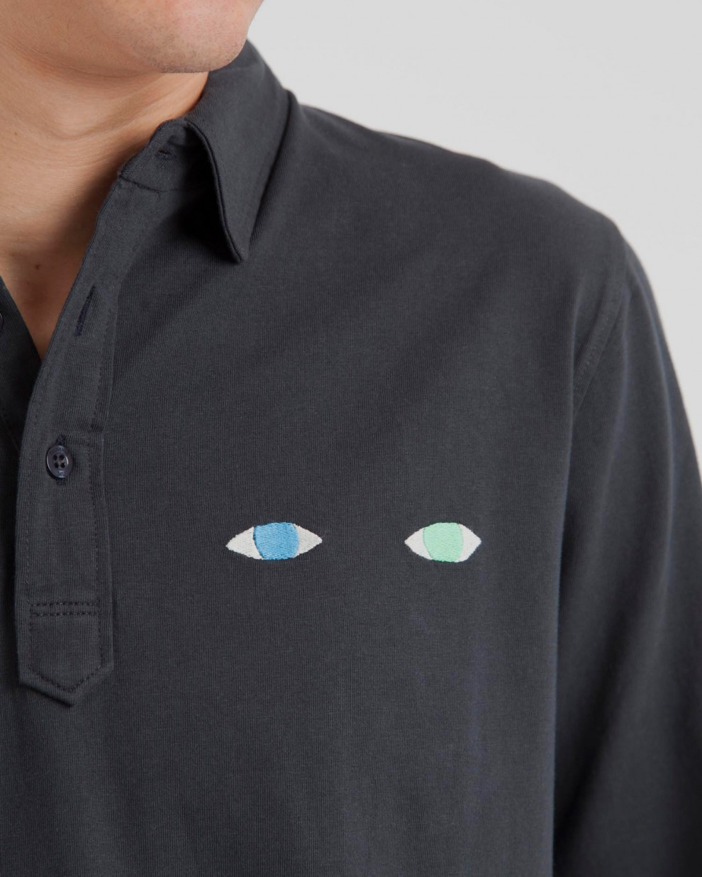 Wolf Eyes Polo