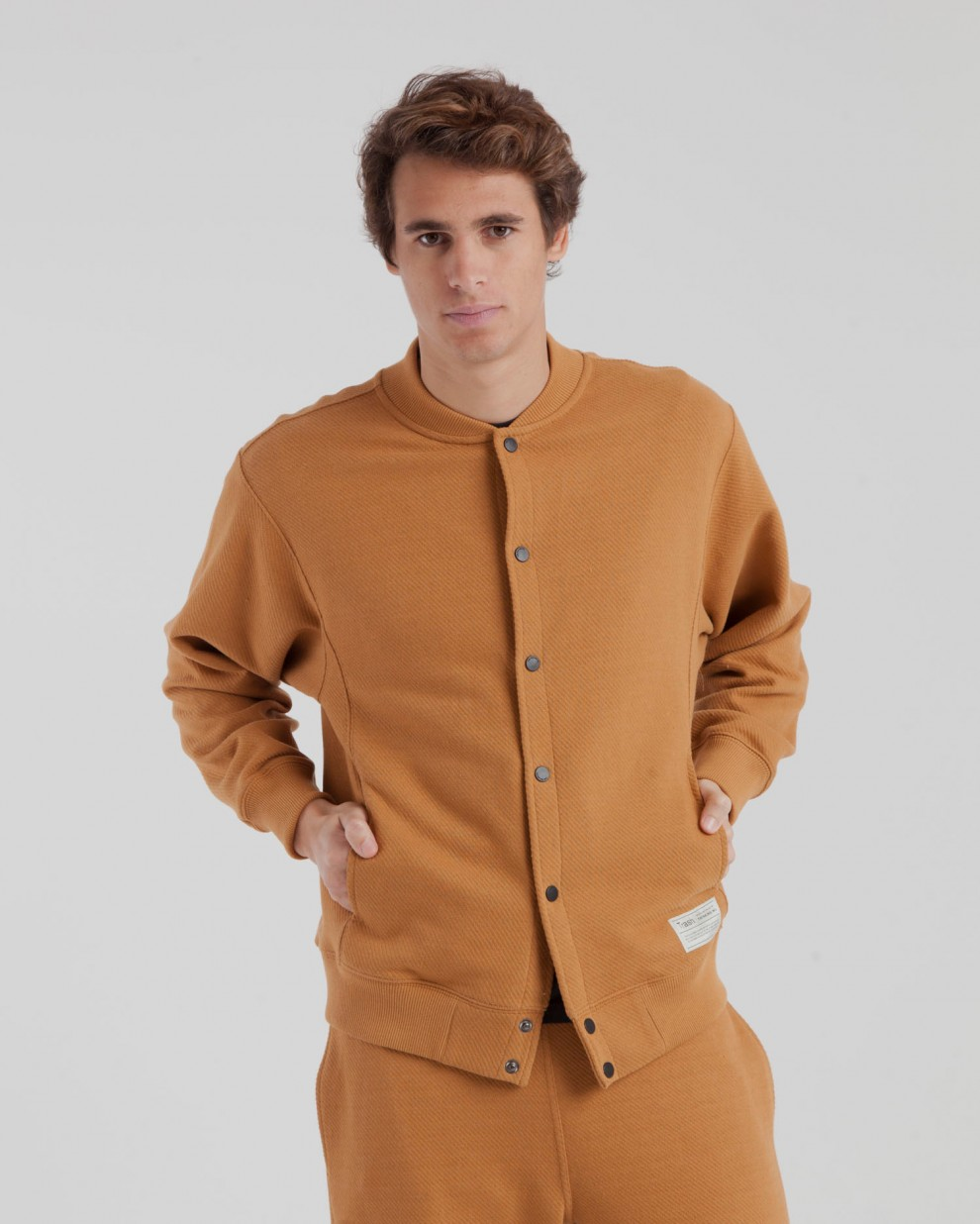 Chaqueta Champ Brown