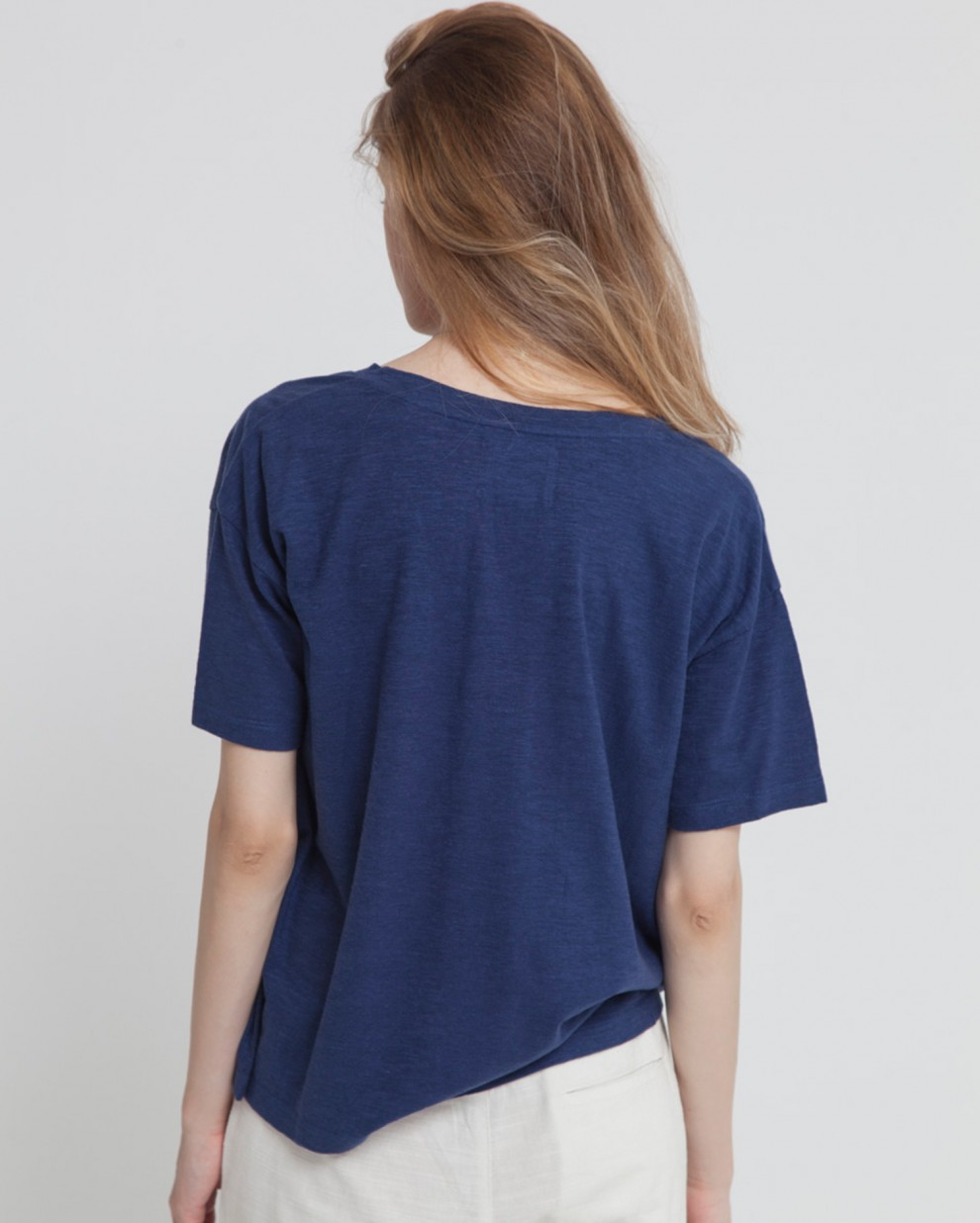 Blue Hemp Chloe T-Shirt