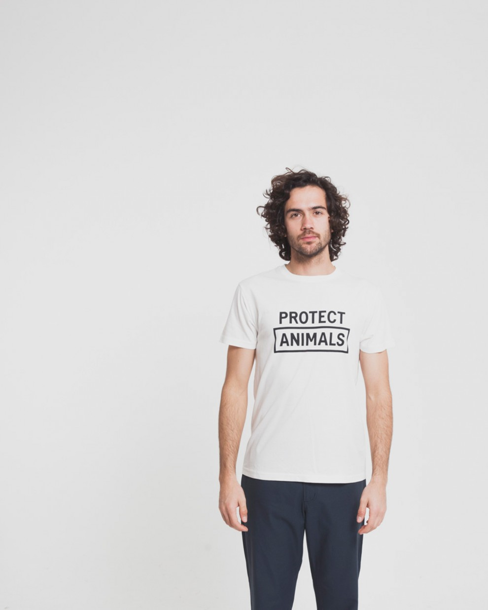 Camiseta Protect The Animals
