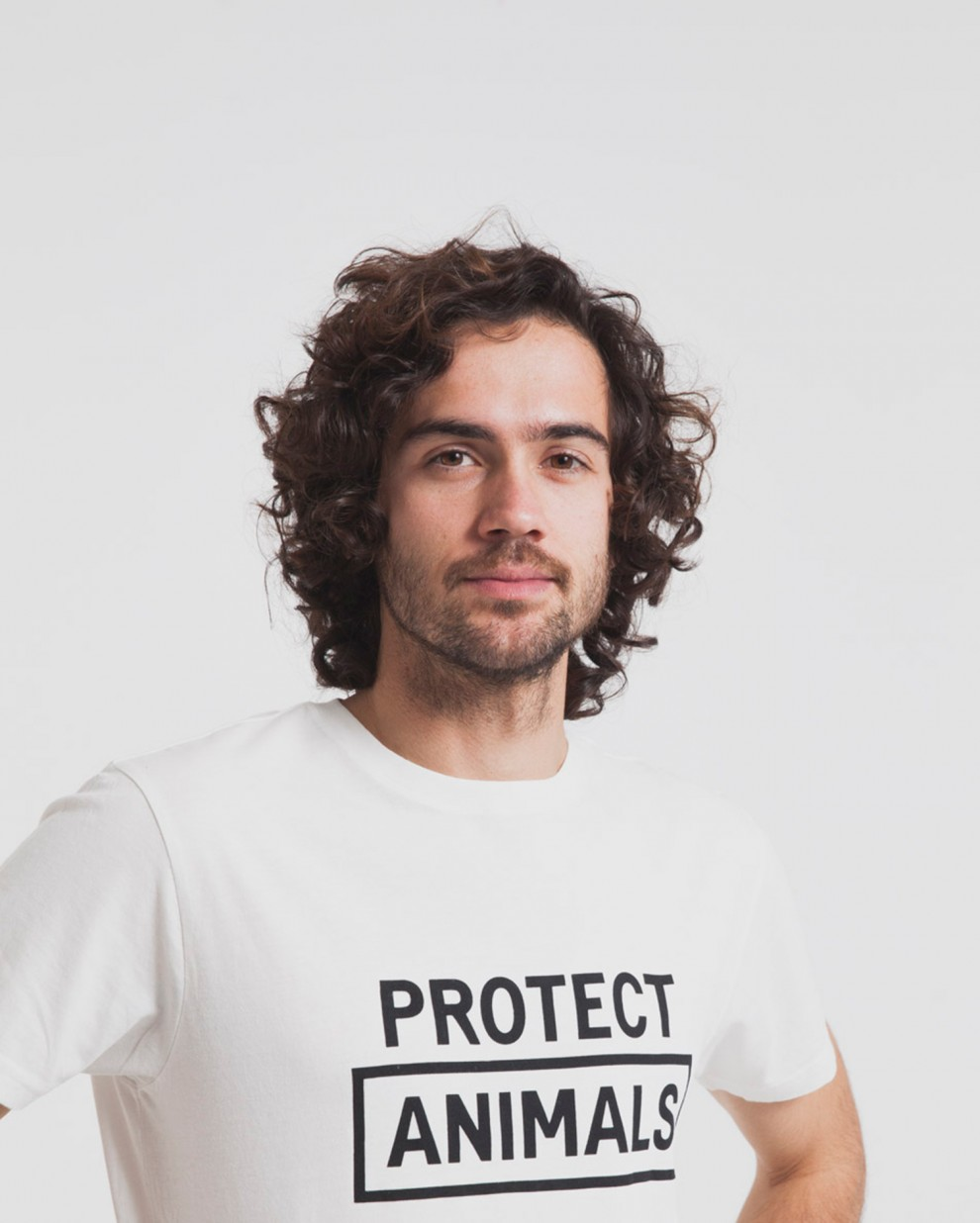 Protect The Animals Tee