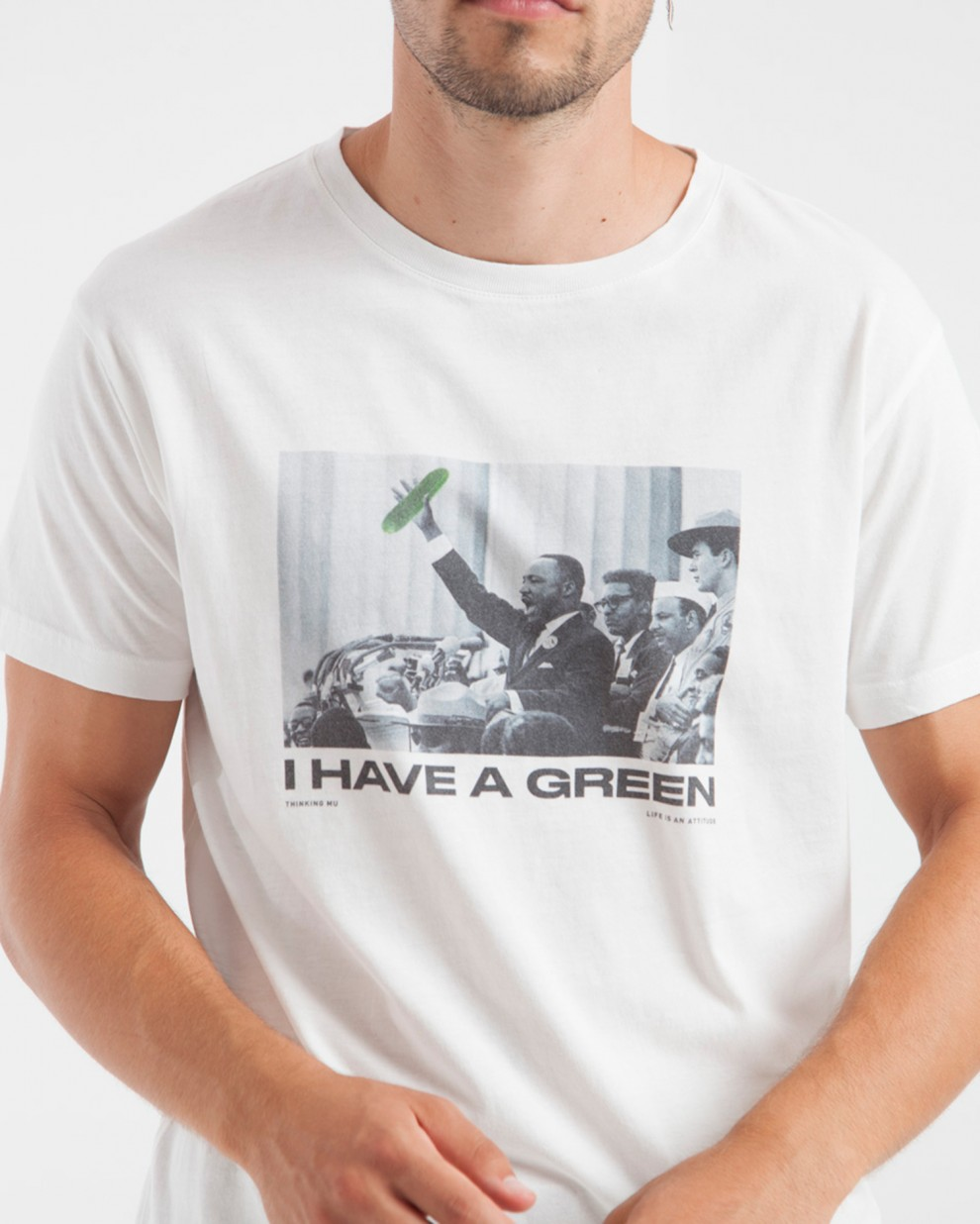 Camiseta I have a Green