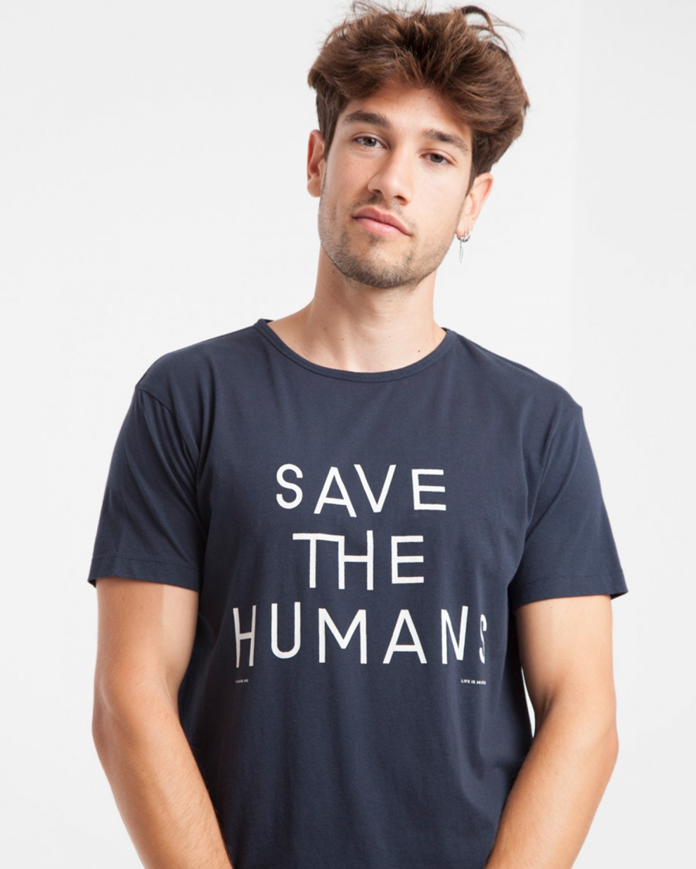 Save the humans Tee