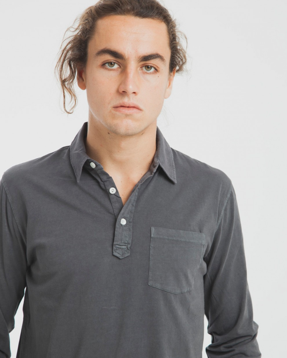 Polo Dark Grey
