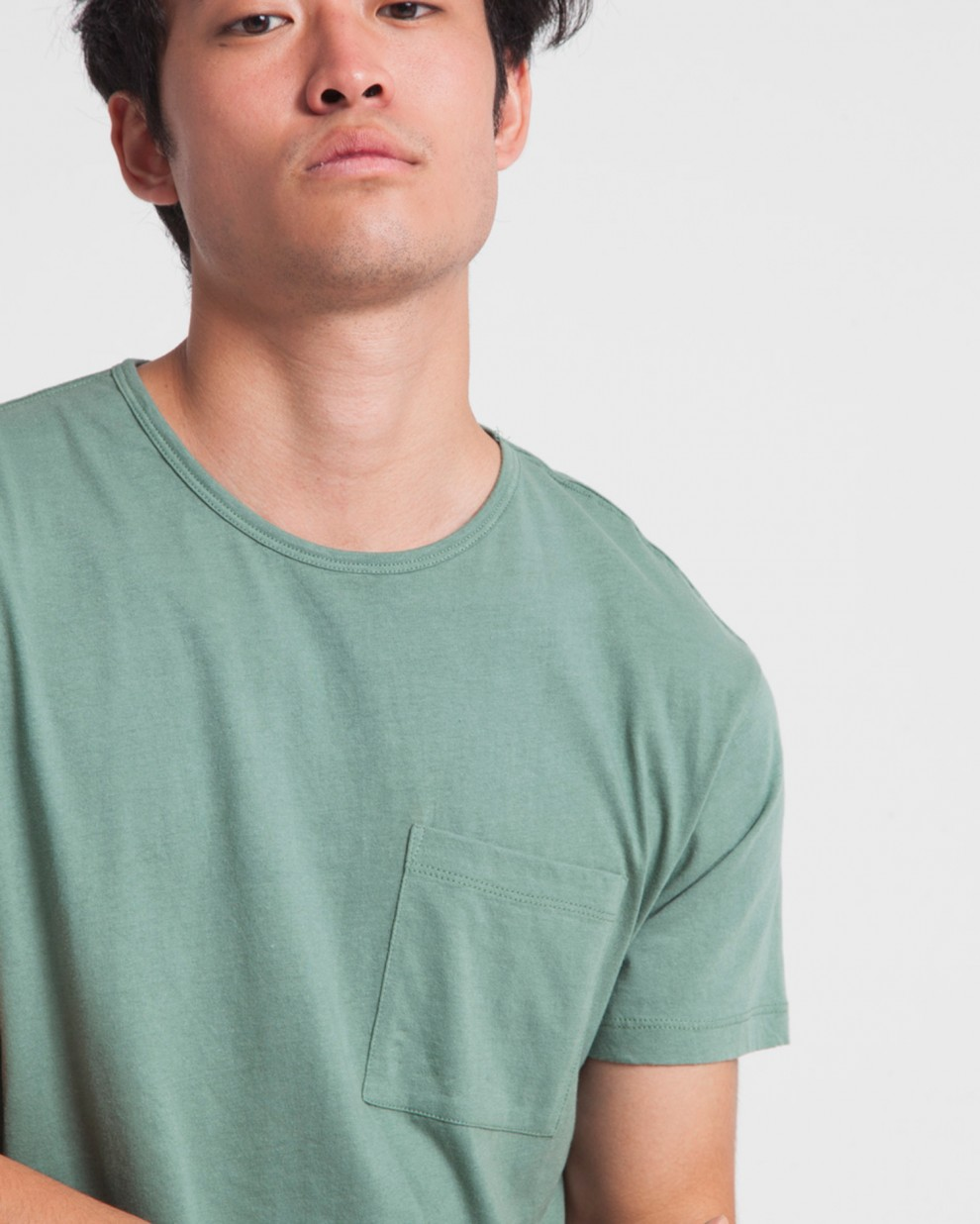 Camiseta Pocket Green