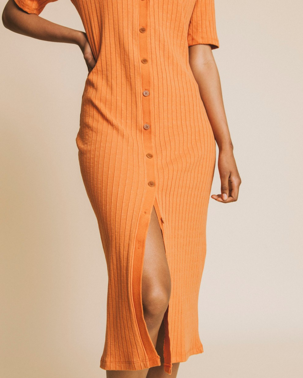 Terracotta Jur dress