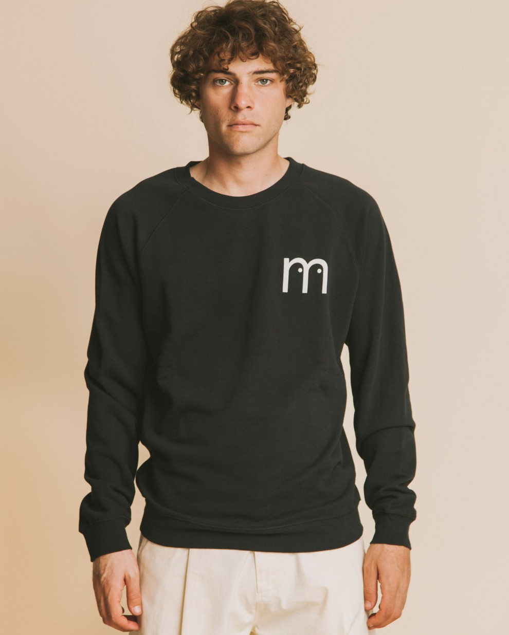 M Eyes sweatshirt