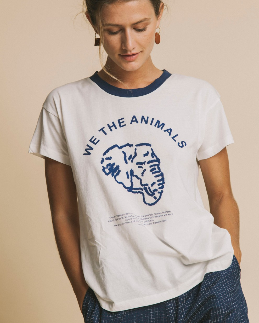 Camiseta We the animals