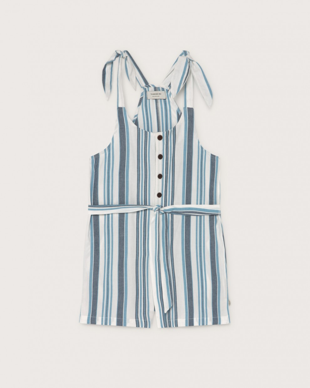 Blue stripes Lilly jumpsuit