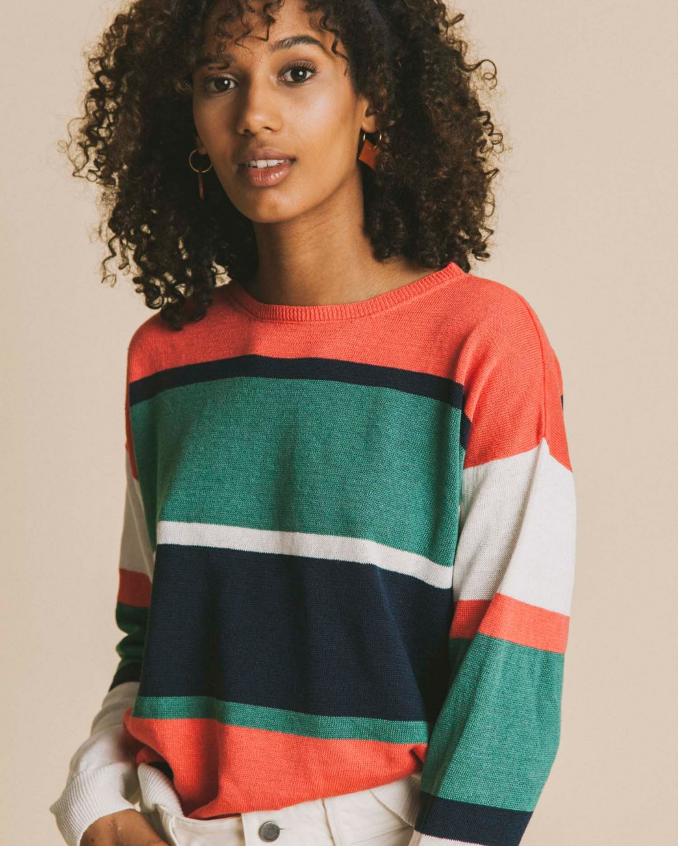 Multicolor Shebelle sweater