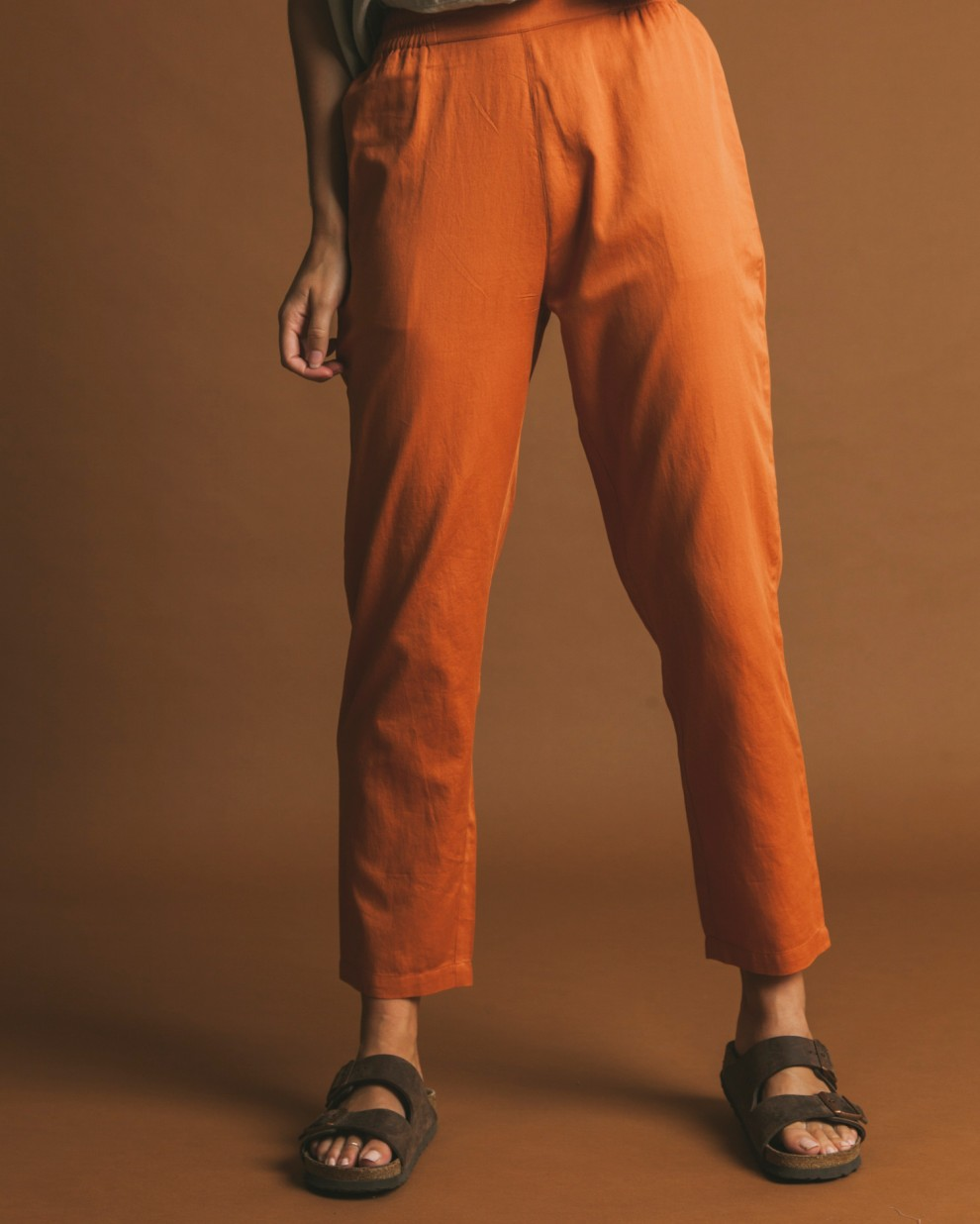 Terracotta Ella pants