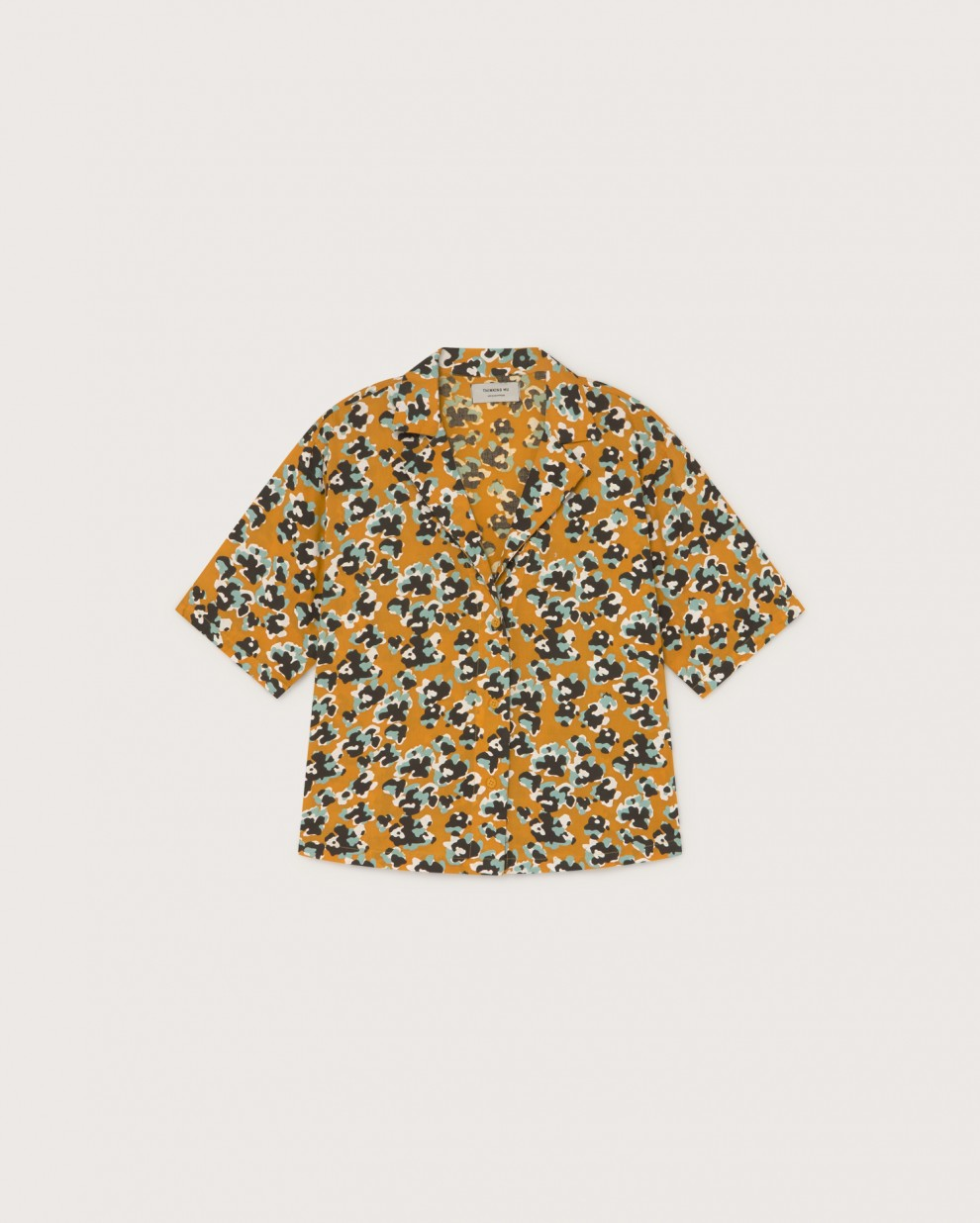 Abstract flowers Lomami S/L blouse