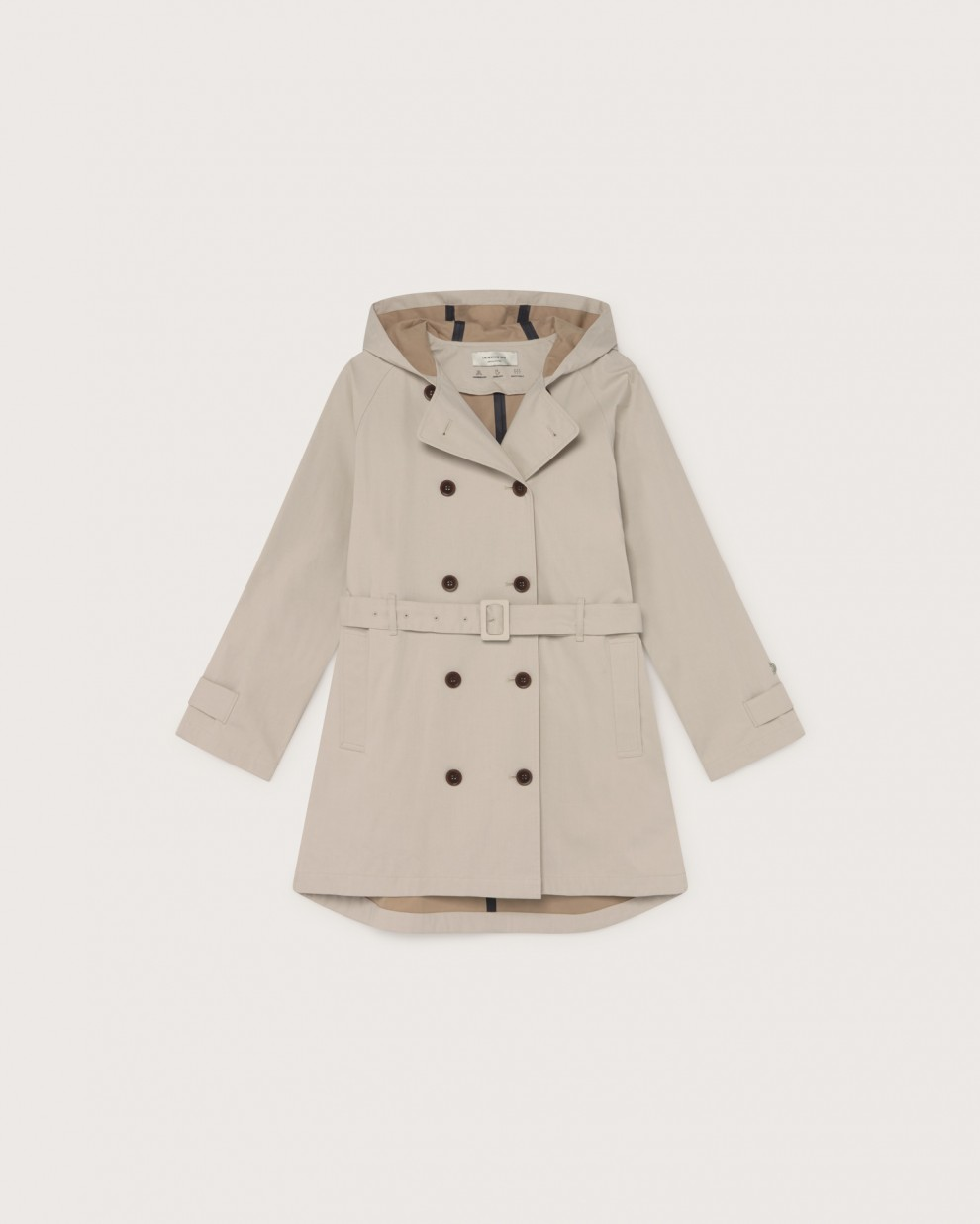 SAND VAAL TRENCH RAINCOAT