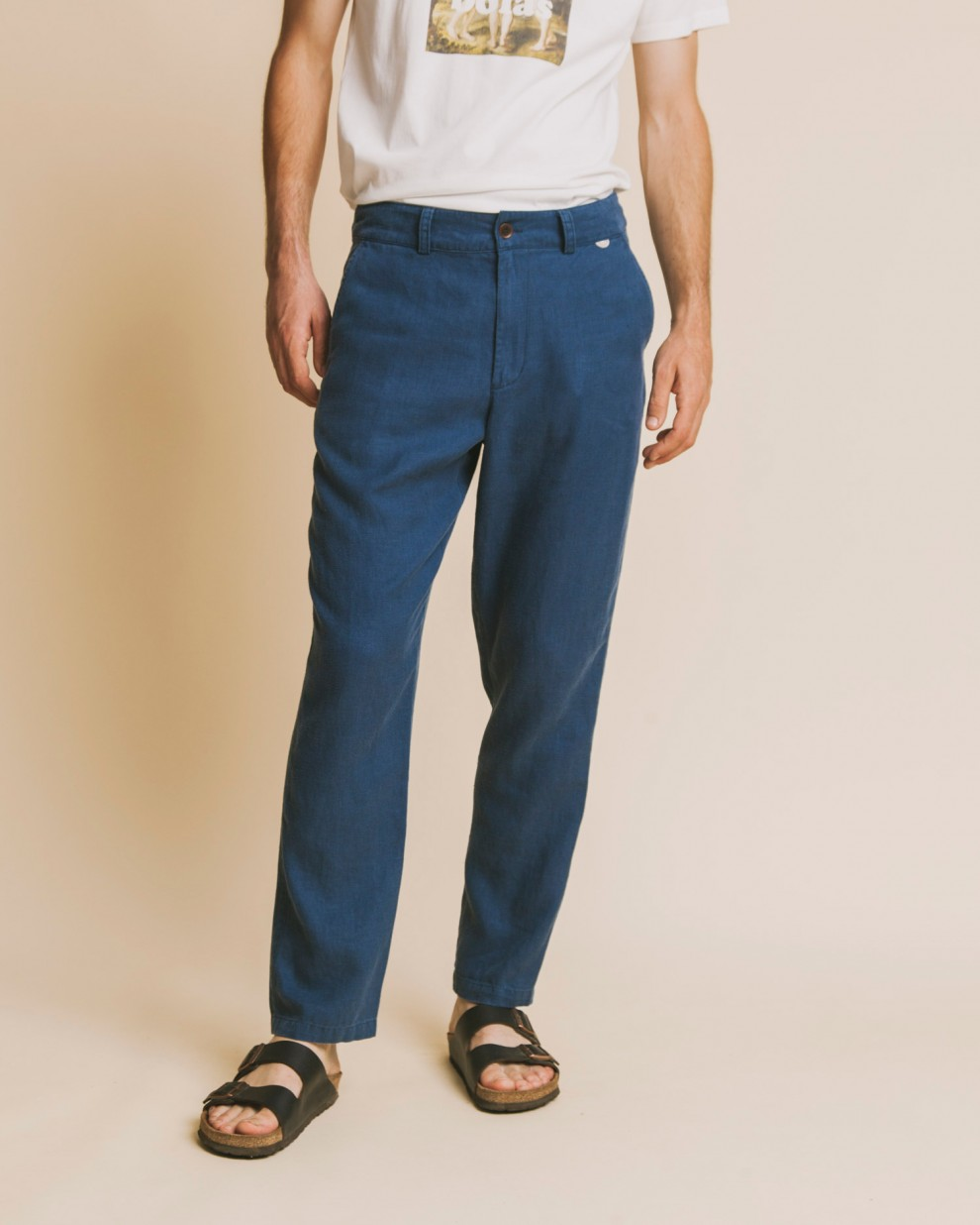 Pantalón blue hemp Marcelino