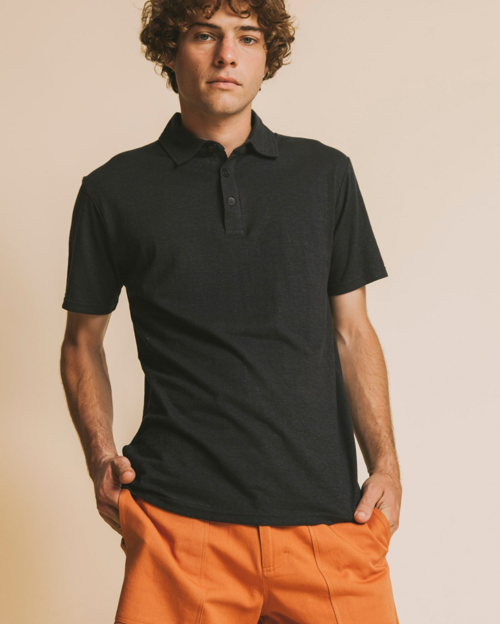 PHANTOM HEMP POLO