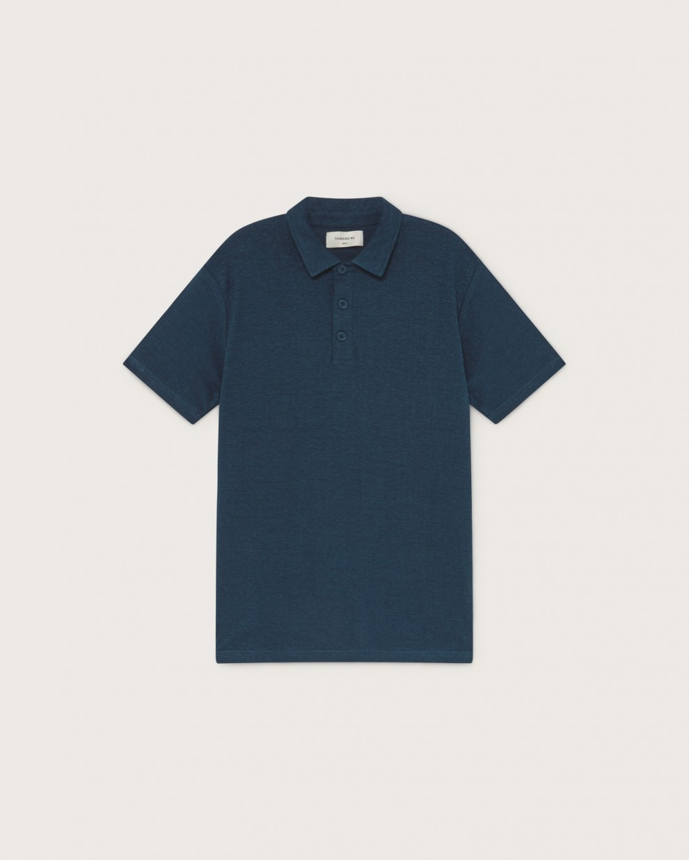 Polo blue Hemp
