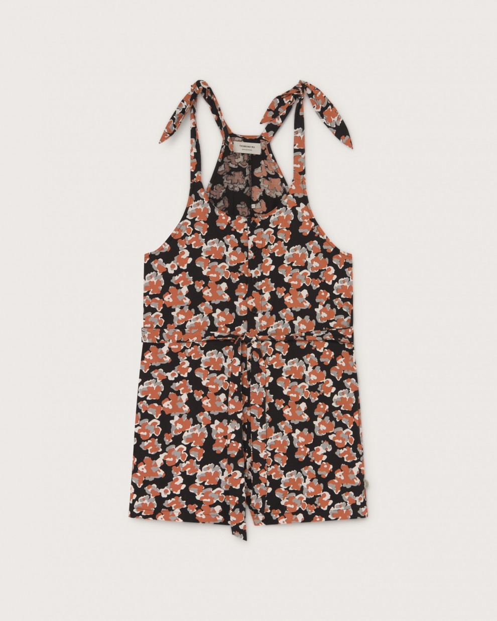 Abstract flowers Lilly jumpsuit