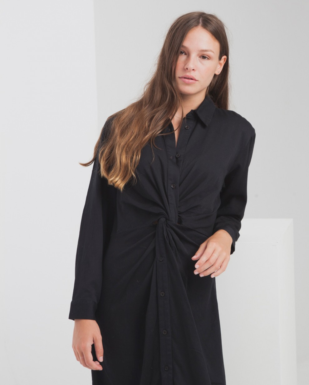 Phantom Shirt Dress