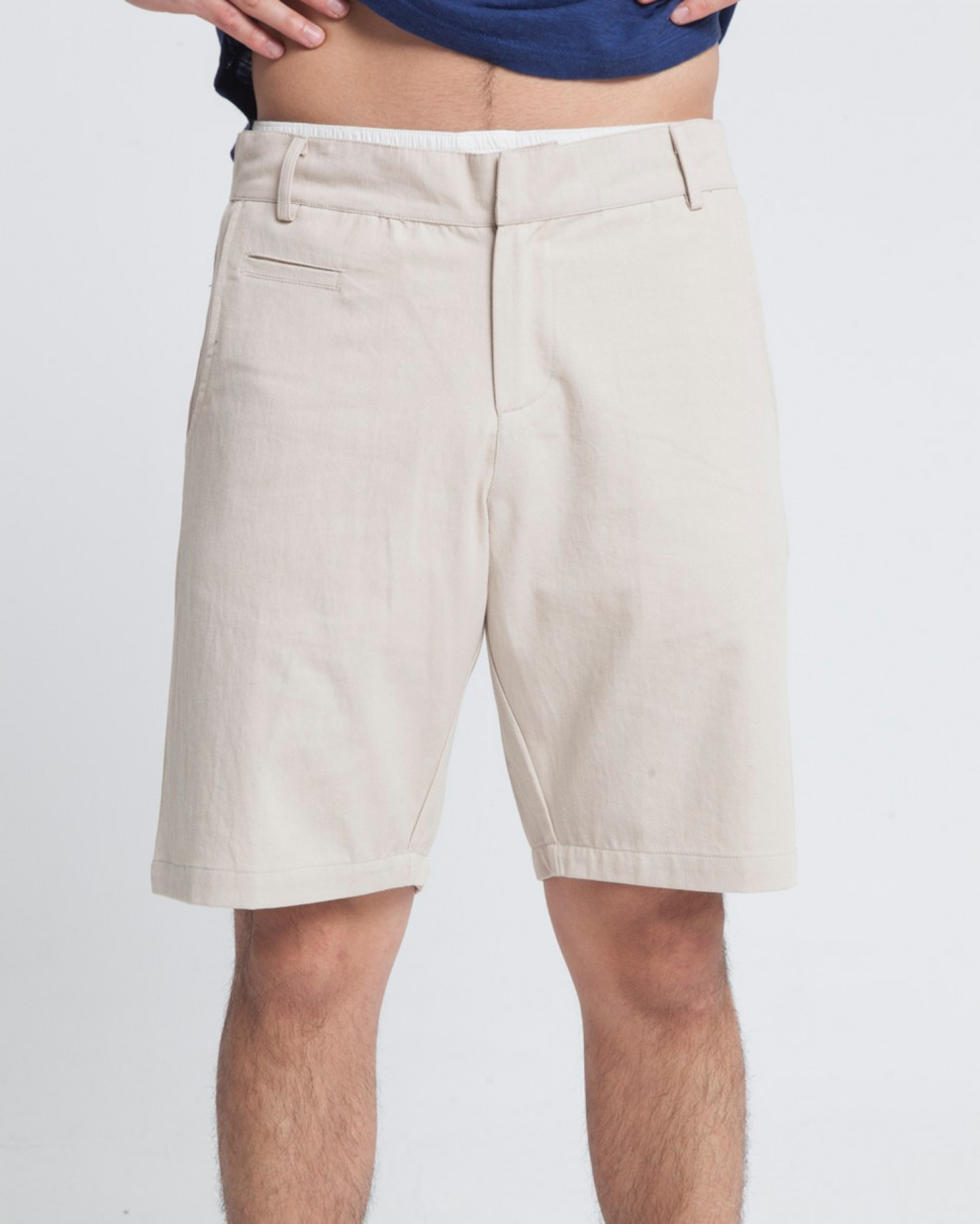 Light Gray Jack Short