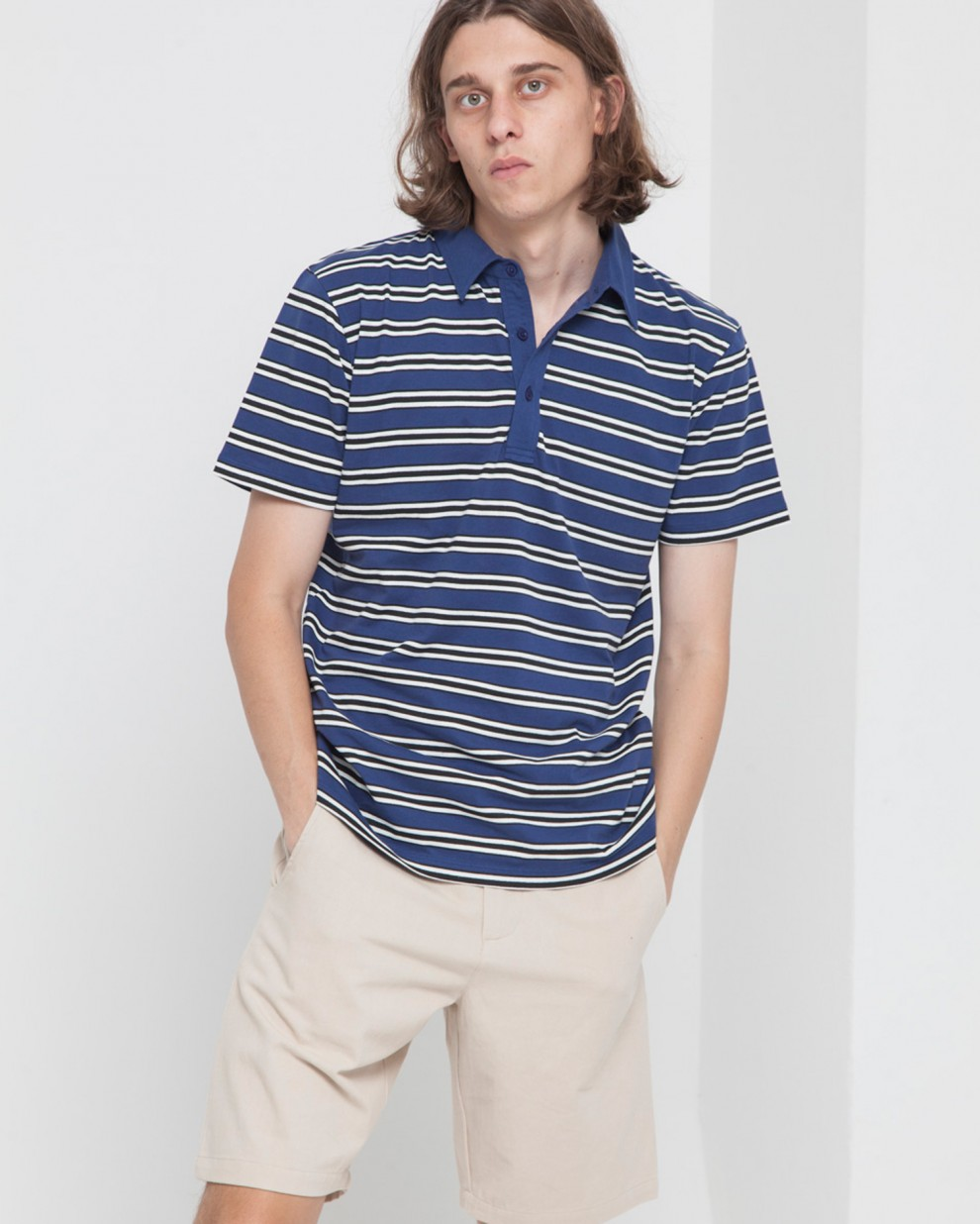 Horizontal Rayas Polo