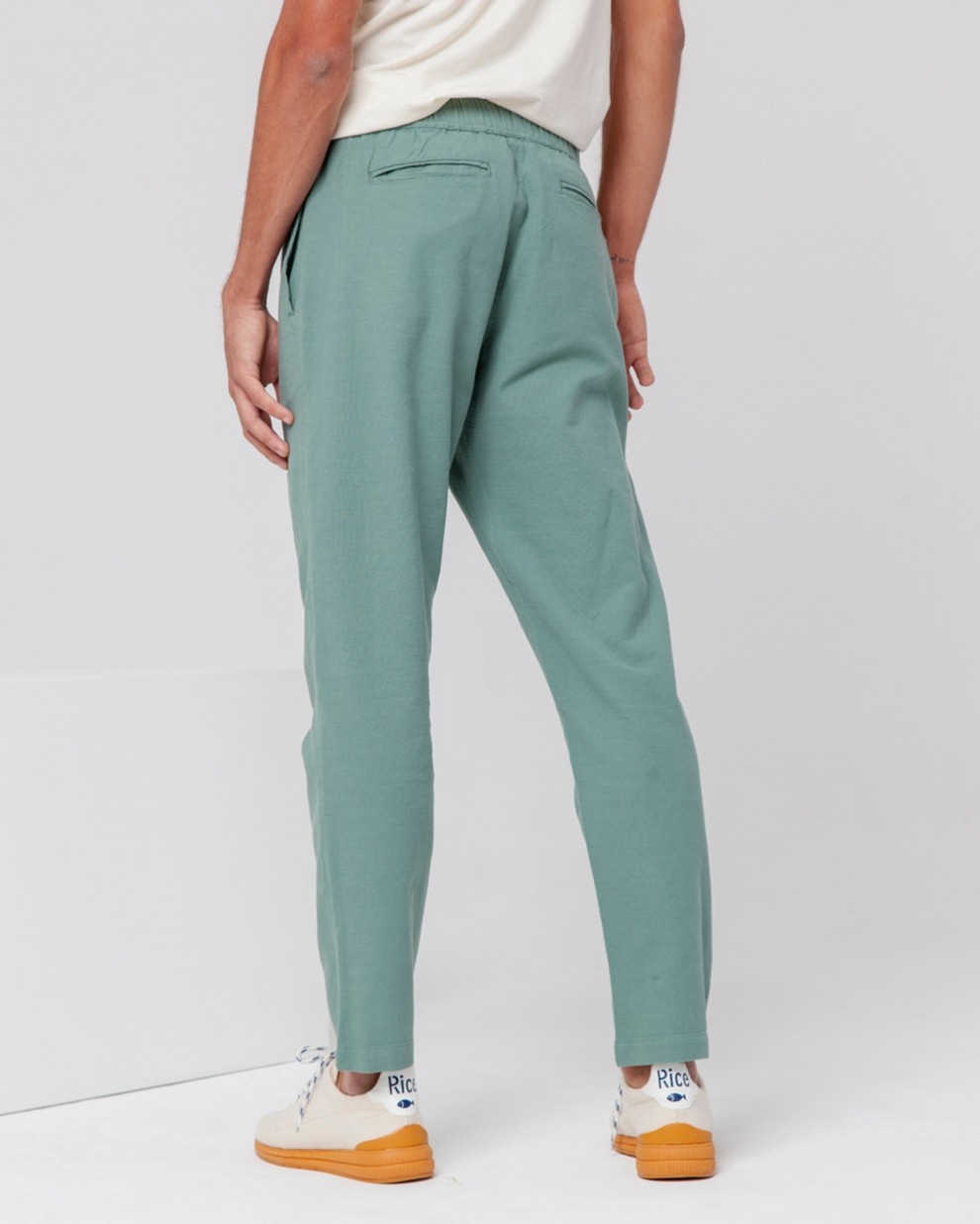 Green Travel Pant