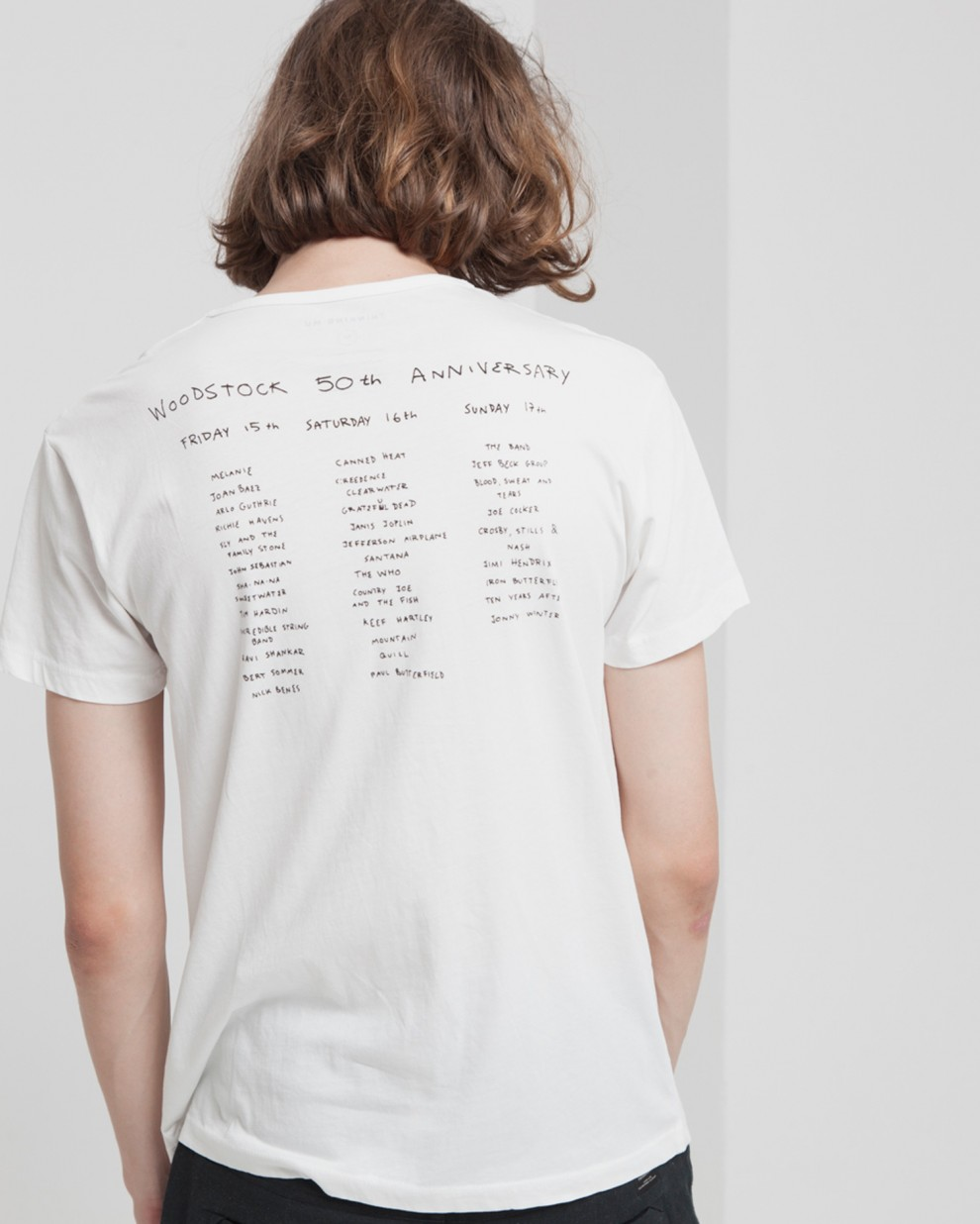 Camiseta I was there