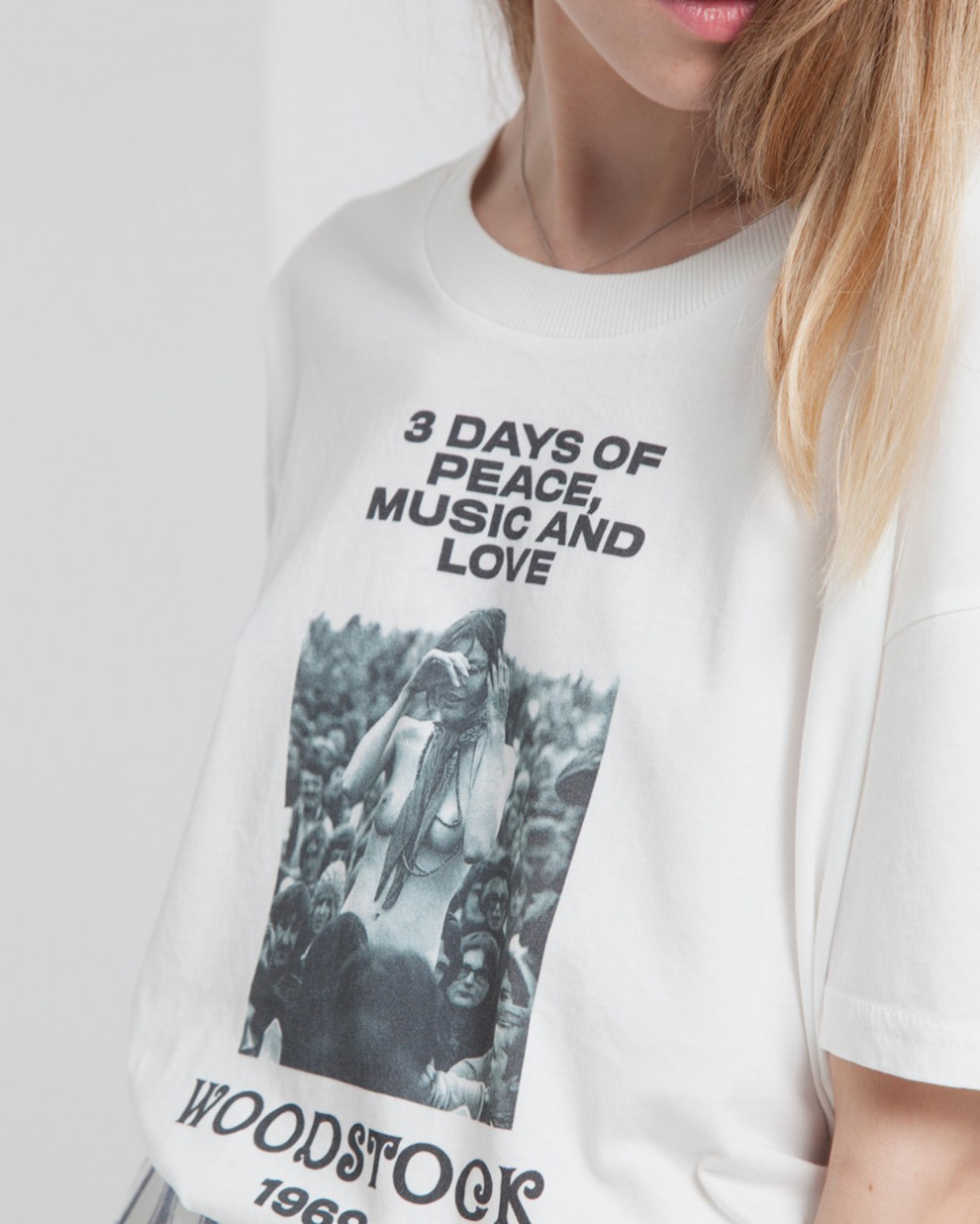 3 Days Of Peace Ivy T-Shirt