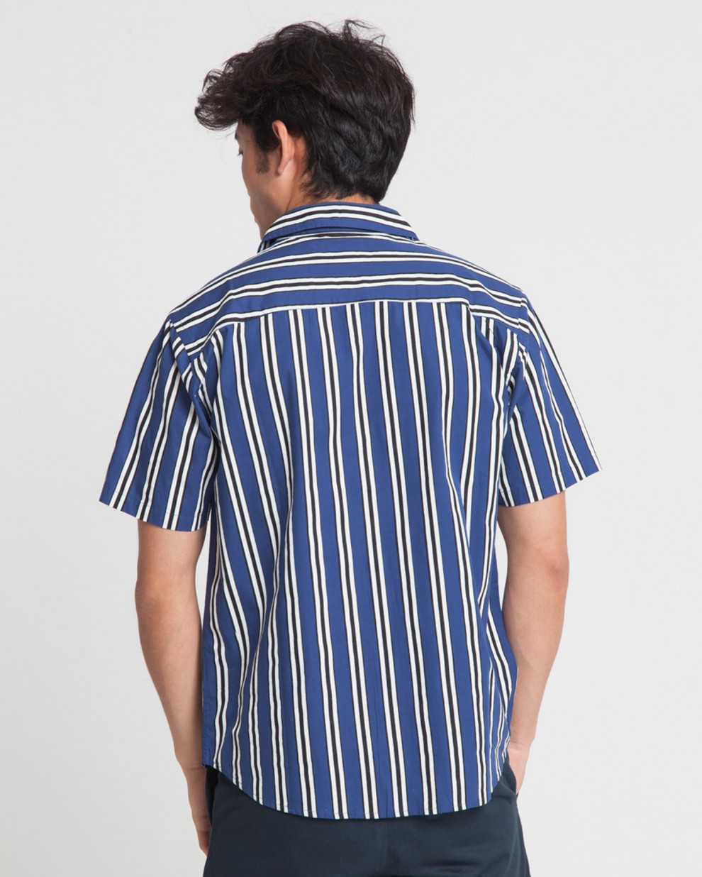 Vertical Rayas Tom Shirt