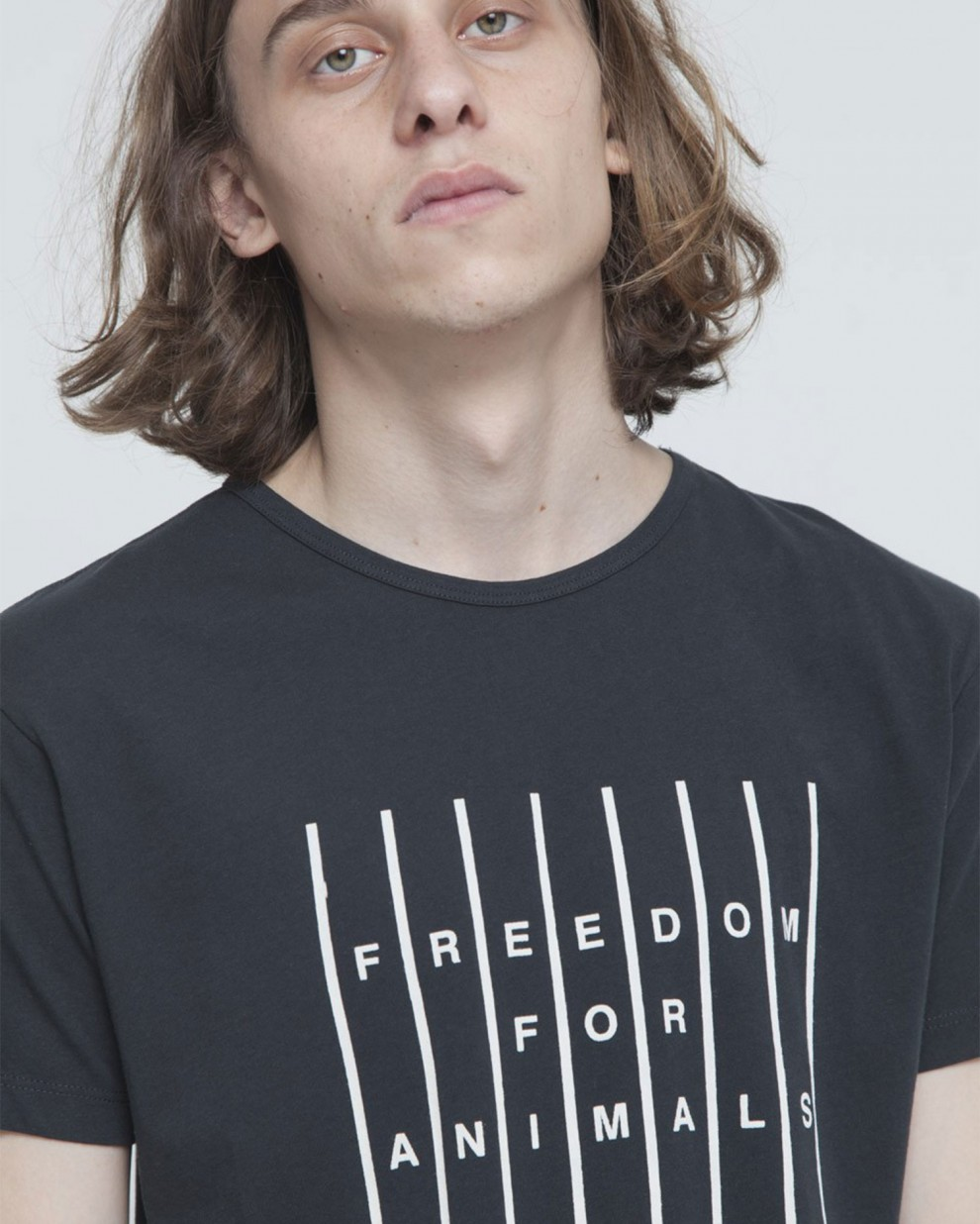 Freedom for animals tee