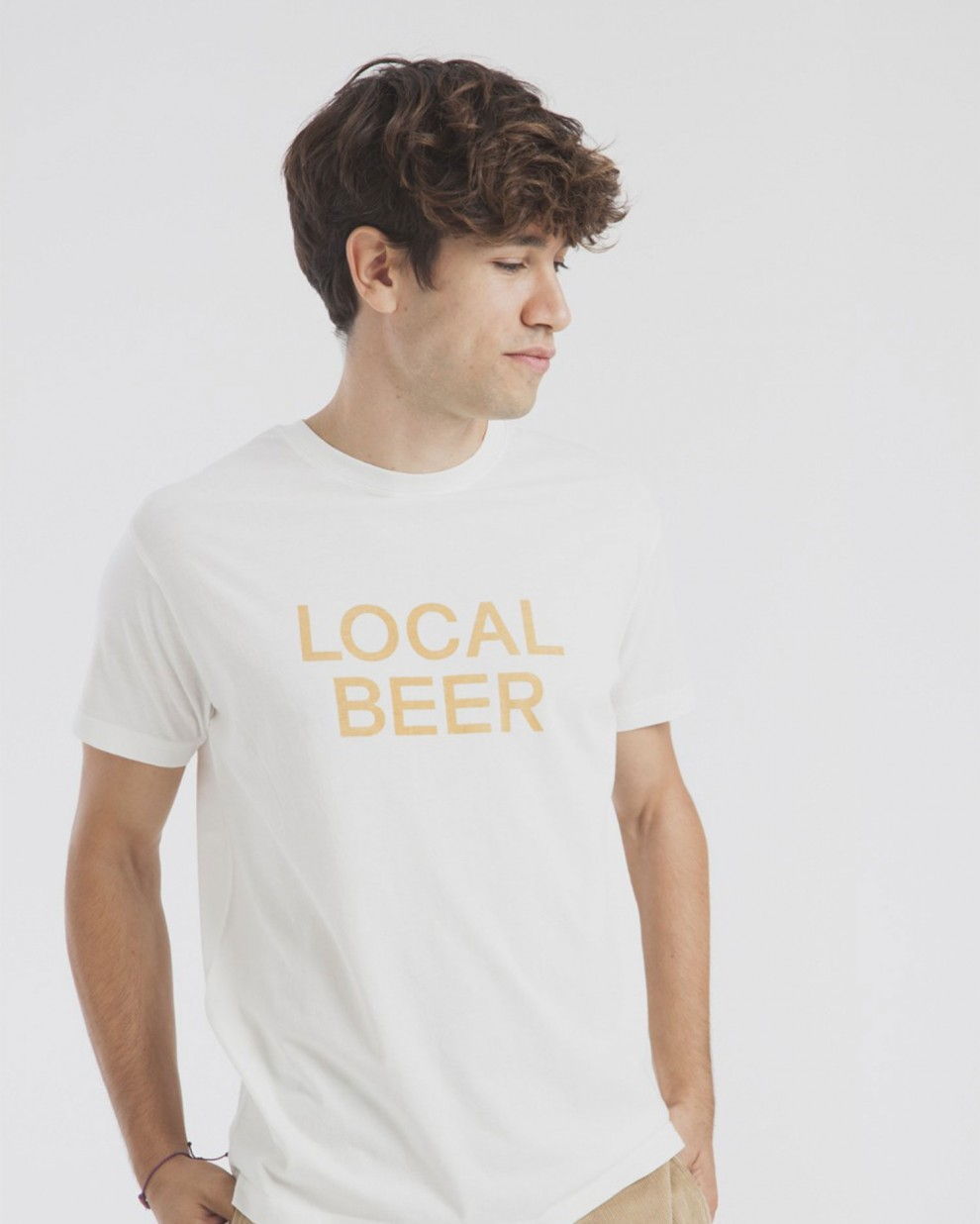 Local Beer white T-Shirt