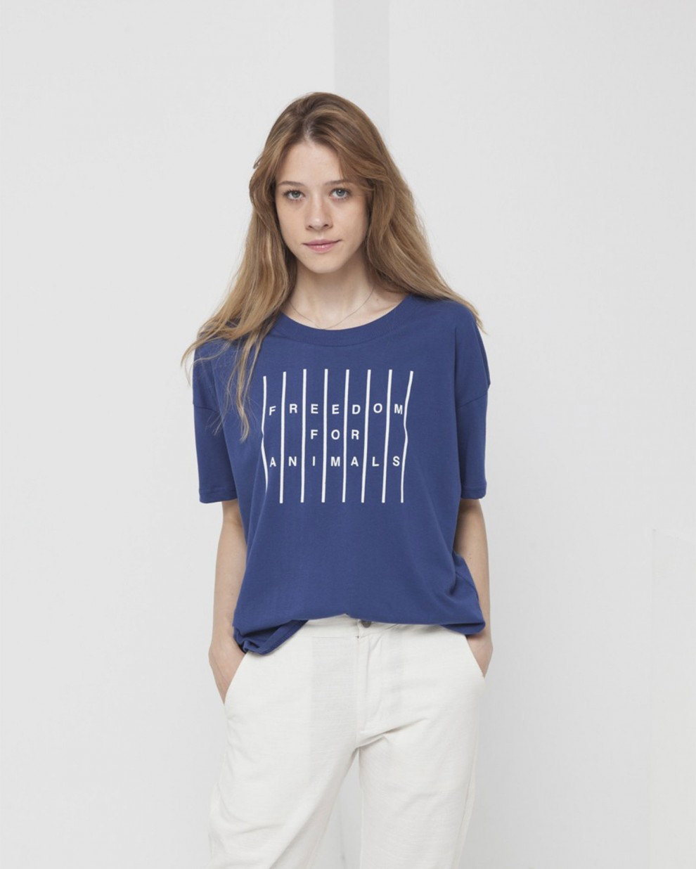 Freedom For Animals Ivy T-Shirt