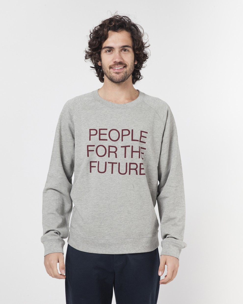 People for the future sweatshirt