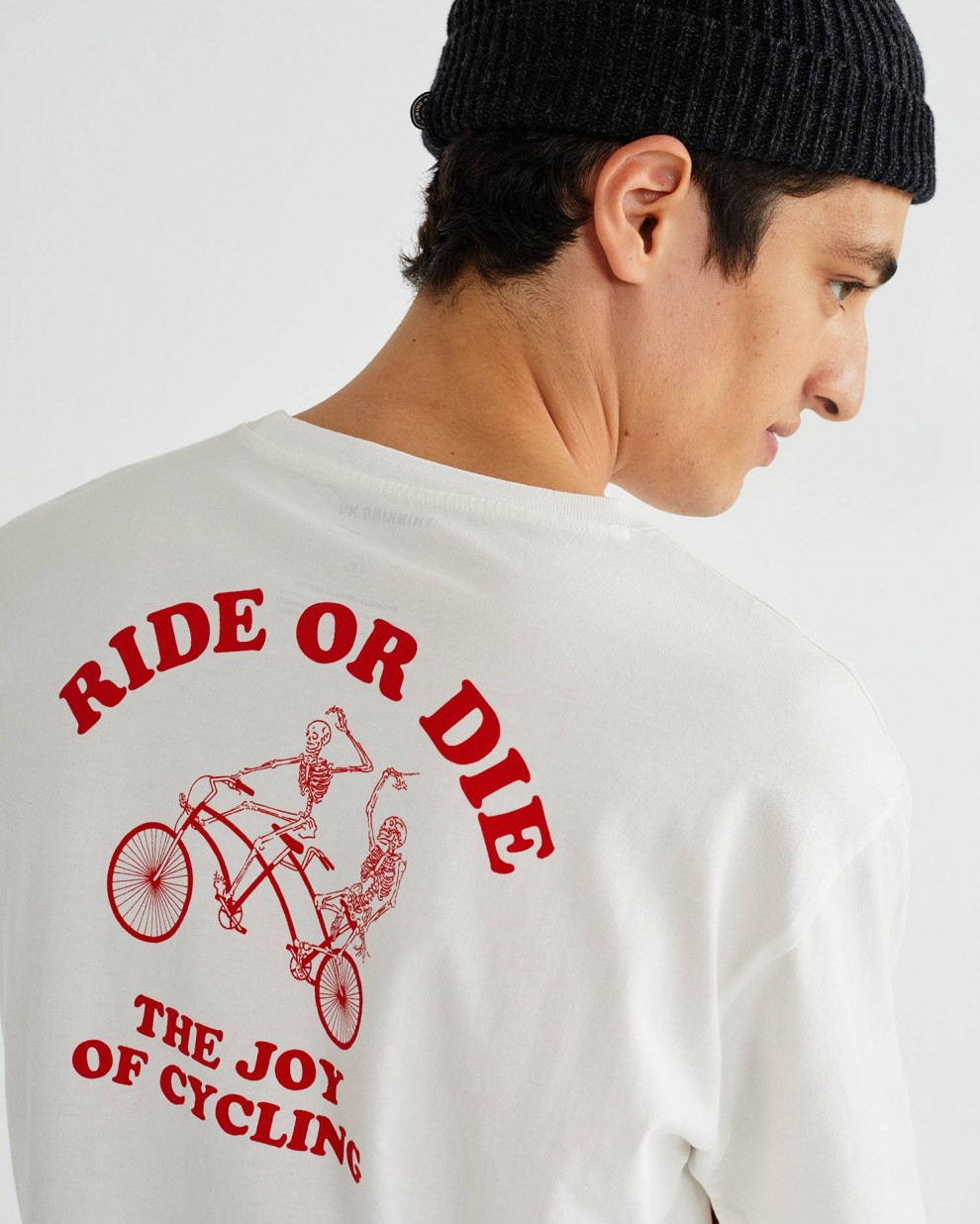 JOY OF CYCLING T-SHIRT