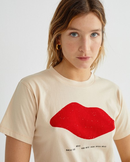 BESO SHELL T-SHIRT