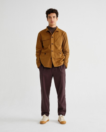 CARAMEL JAMES JACKET