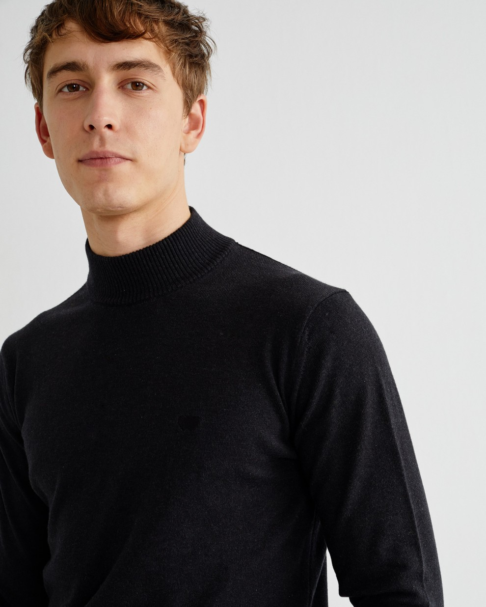 BLACK MARTIN SWEATER