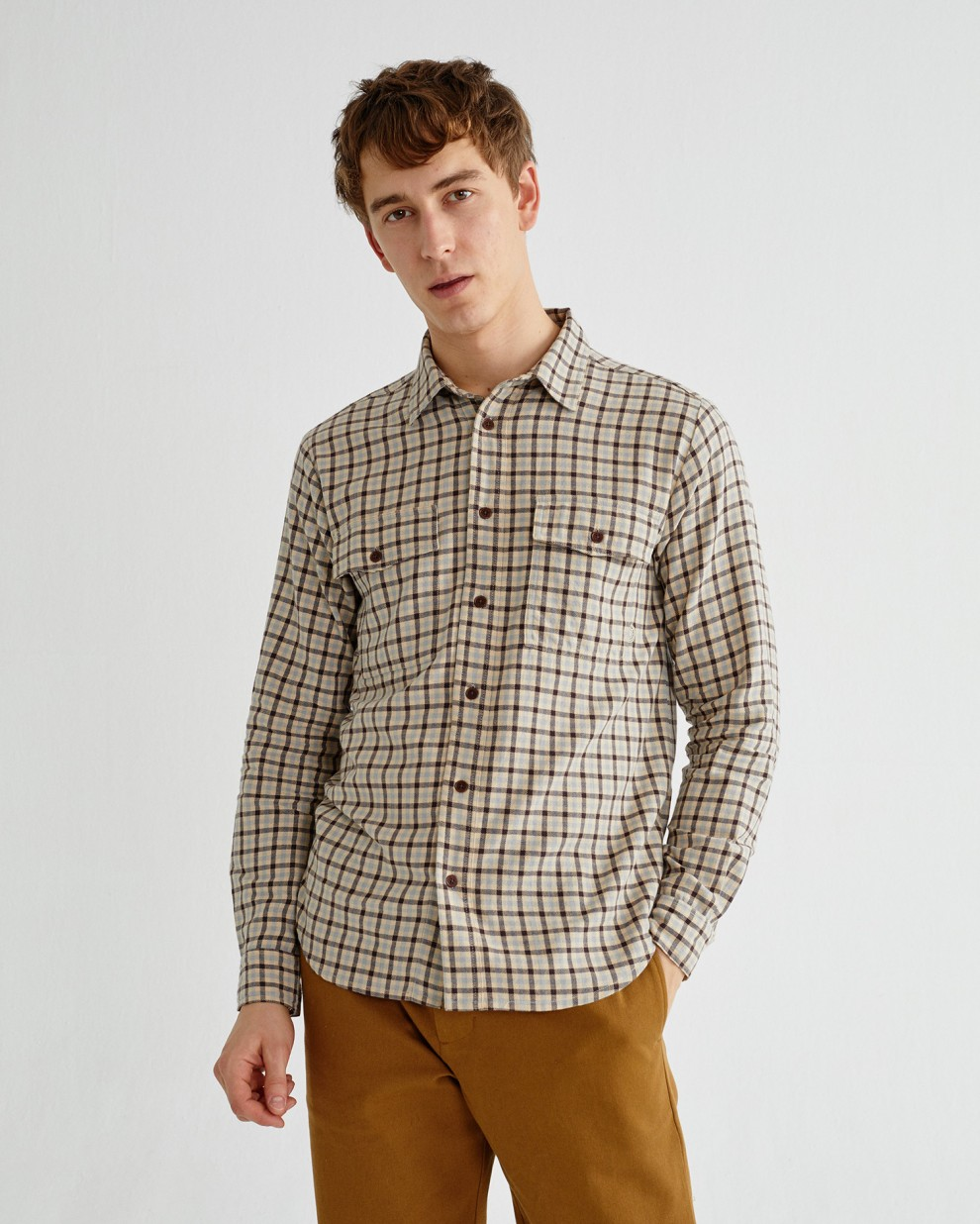 SMALL CHECKS CHAC SHIRT