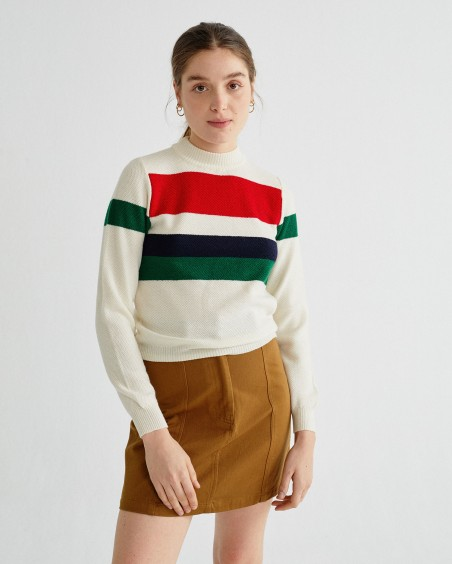 MULTICOLOR SILVIA SWEATER
