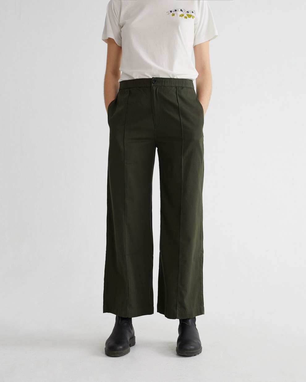GREEN MAIA PANTS