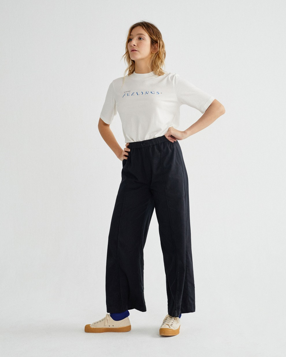 BLACK MAIA PANTS