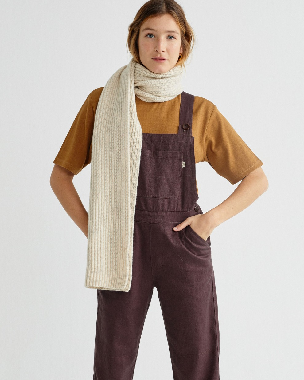 SHELL GHEDE SCARF