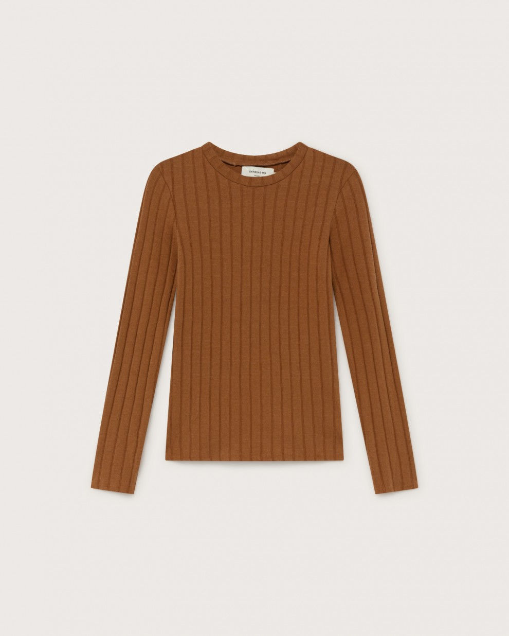 CARAMEL TRASH ALPAN L/S TOP