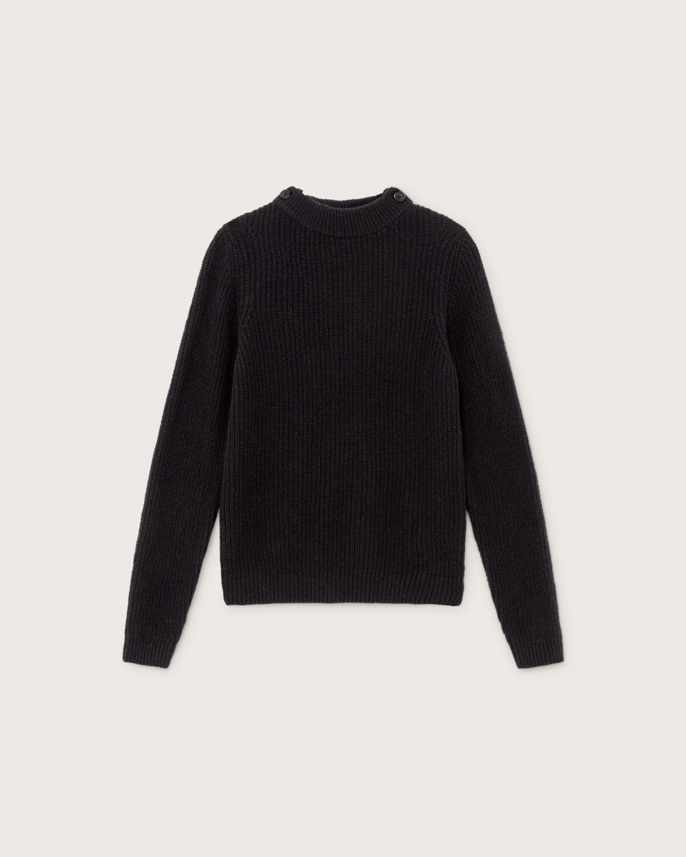 BLACK HERA SWEATER