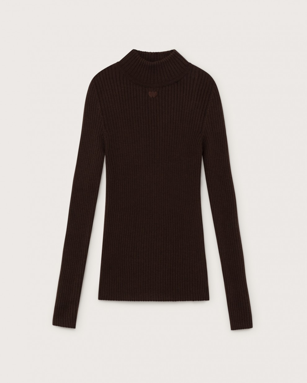 BROWN KAPO SWEATER