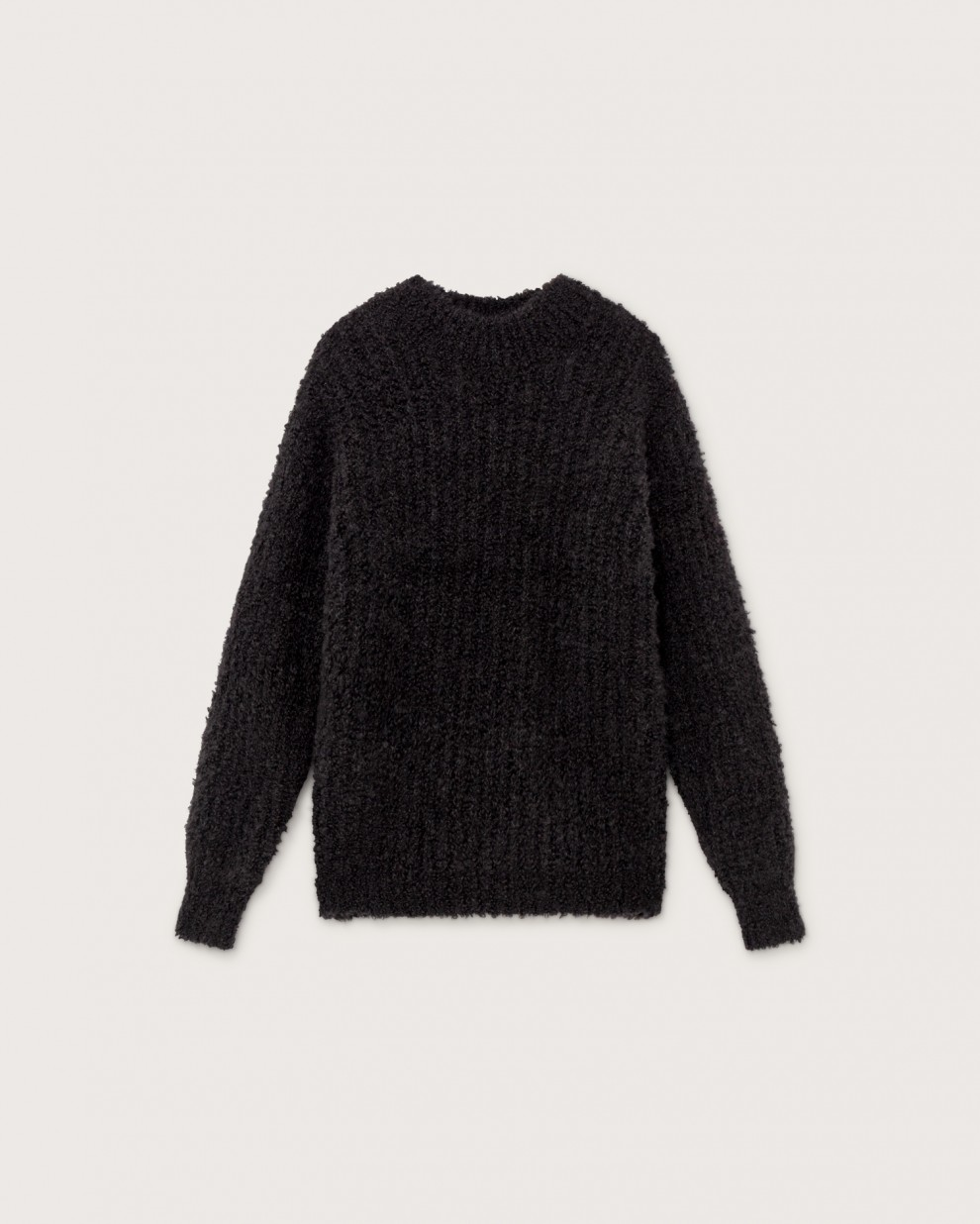BLACK TRASH COTYS SWEATER